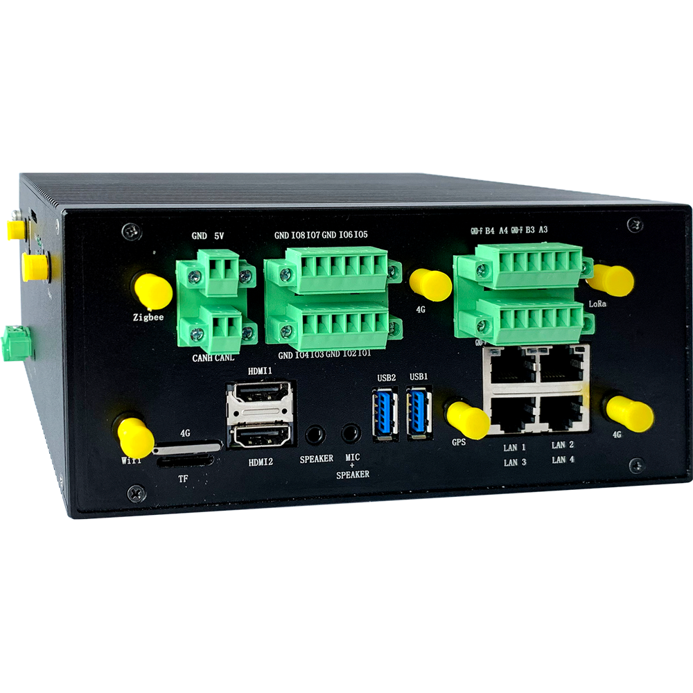 SZ11-GW-8聚盒五代5G边缘计算物联网网关