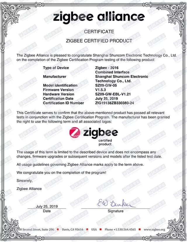 Zigbee,Zigbee3.0,Zigbee联盟