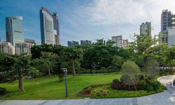 深圳香蜜公园智慧园区项目