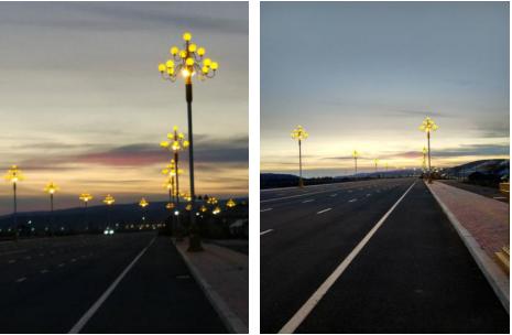 内蒙古根河市政照明改造项目